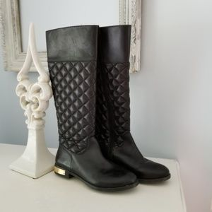 Vince Camuto Quilted Boots